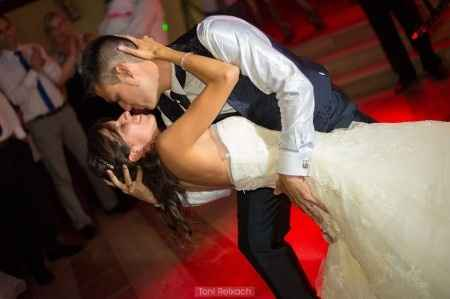 Baile beso