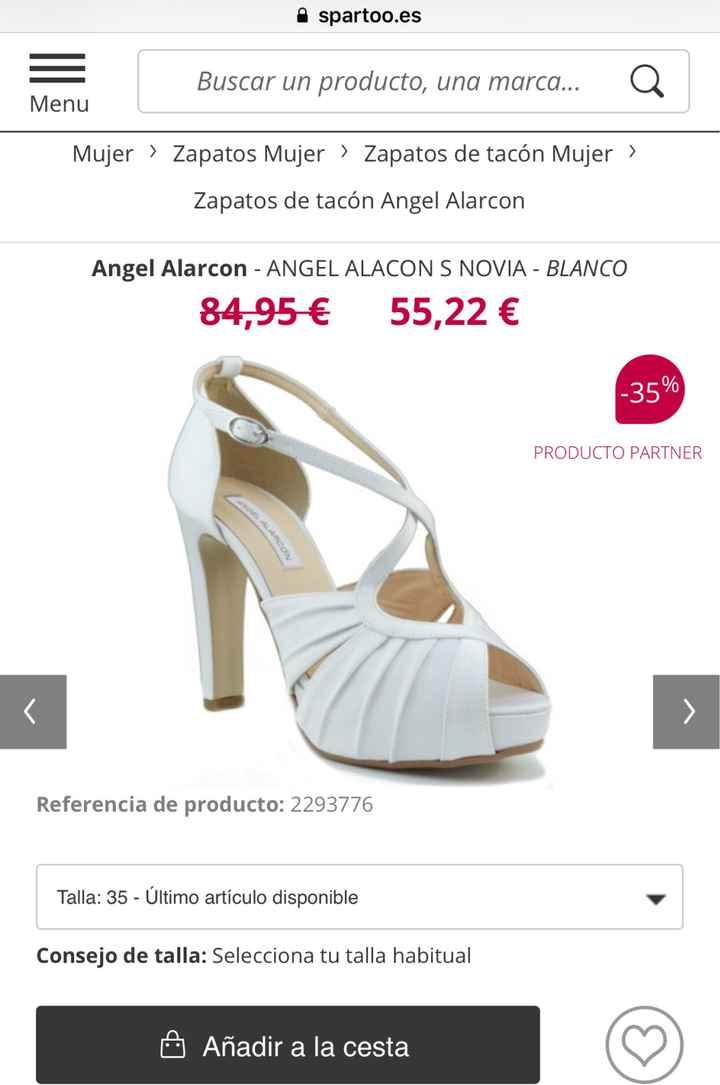 Zapatos ángel Alarcón - 1