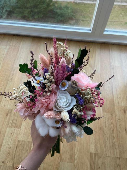 Mi jardín en tus manos!! Ramo de novia y otros 2