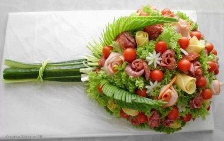 Ramos de fruta y verdura - Moda nupcial - Foro Bodas.net