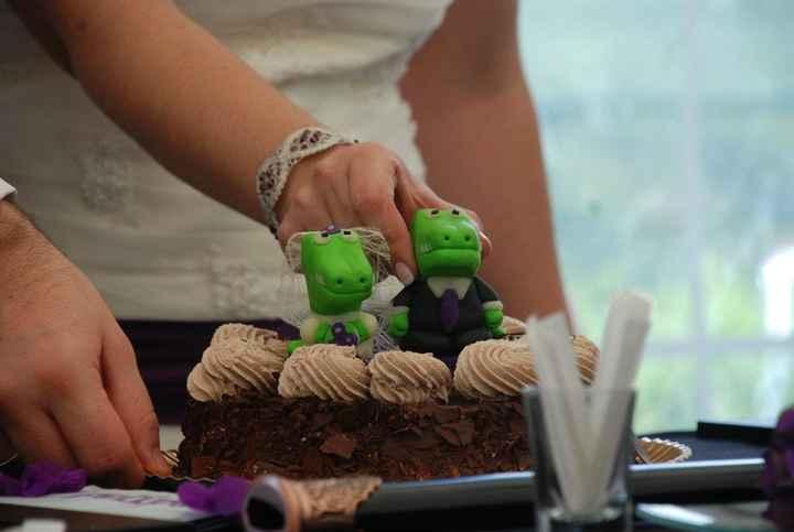 Figuras de tarta