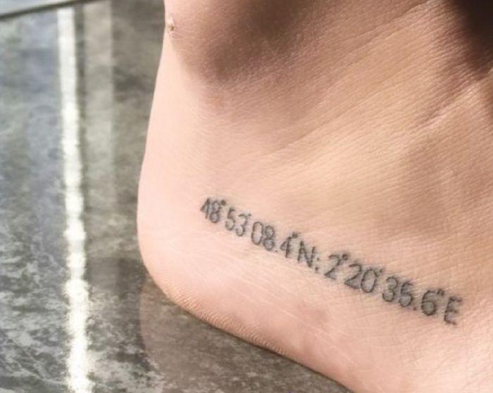 ¿Te harías un tatuaje con la fecha de vuestra boda? 3