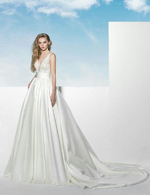 58c631971 Confección vestido de novia - Madrid - Foro Bodas.net