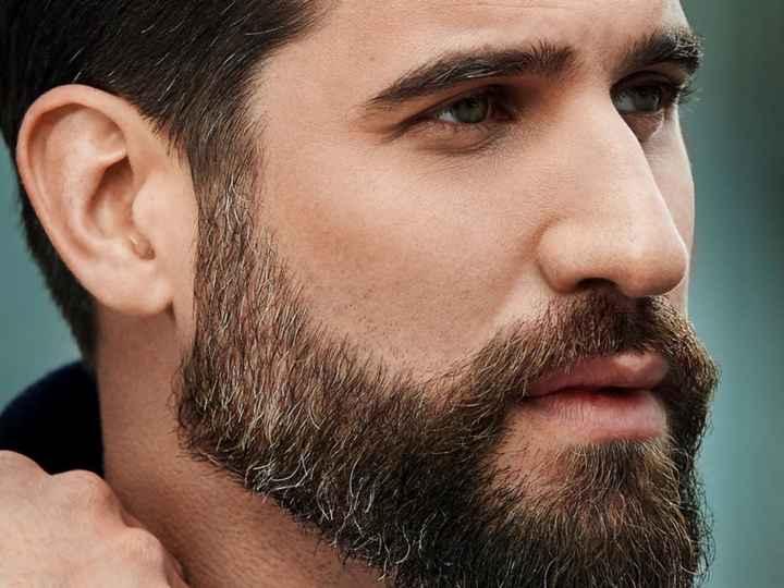 Novios con barba,¿sí o no? - 1