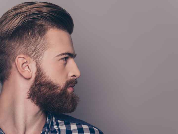 Novios con barba,¿sí o no? - 2