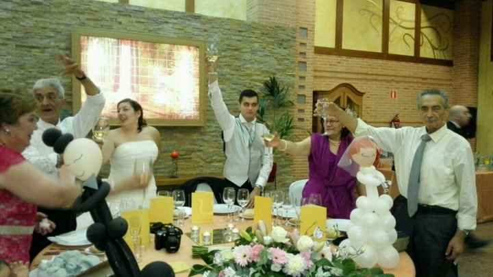 Fotos de boda con globos - 2