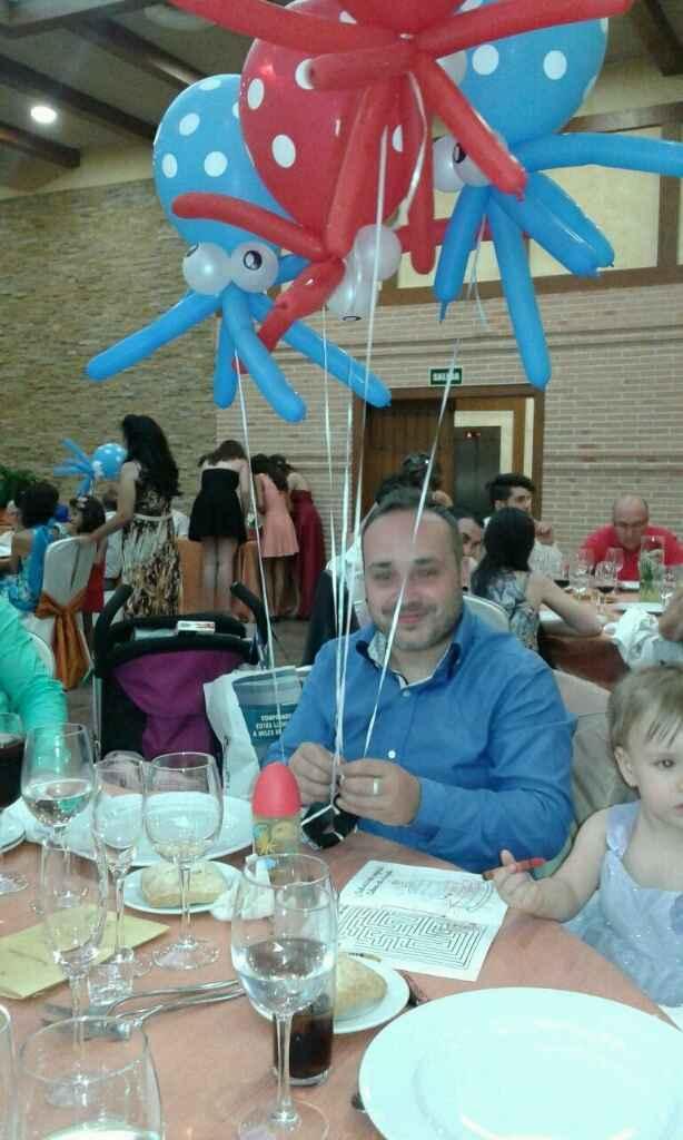 Fotos de boda con globos - 5