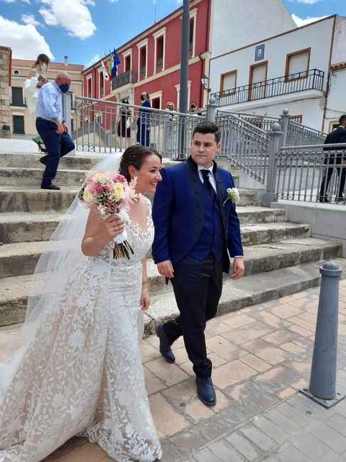 Felizmente casados!! 4