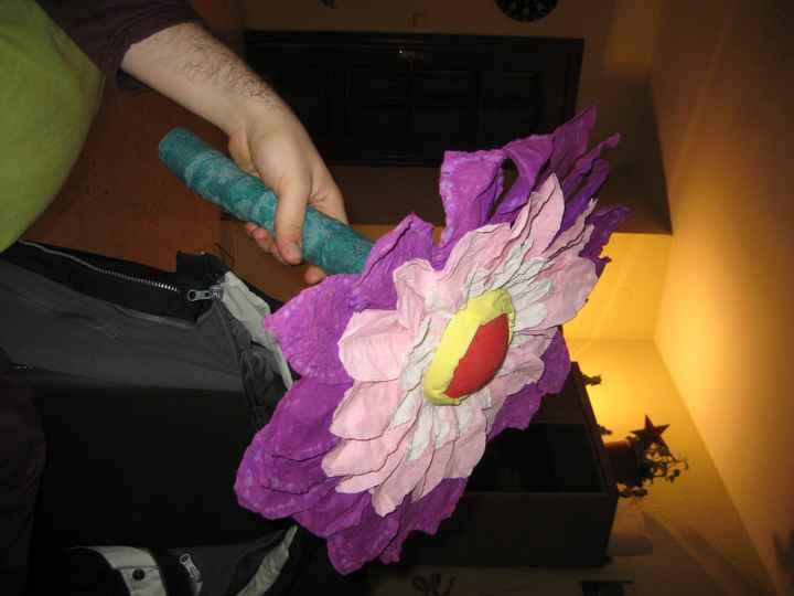 Flor anillos 2