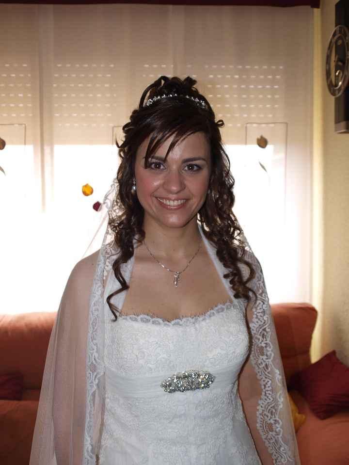 yo en mi boda