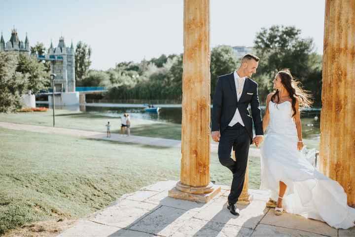 y un año despues..... bodas de papel❤️ - 1
