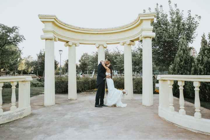 y un año despues..... bodas de papel❤️ - 13