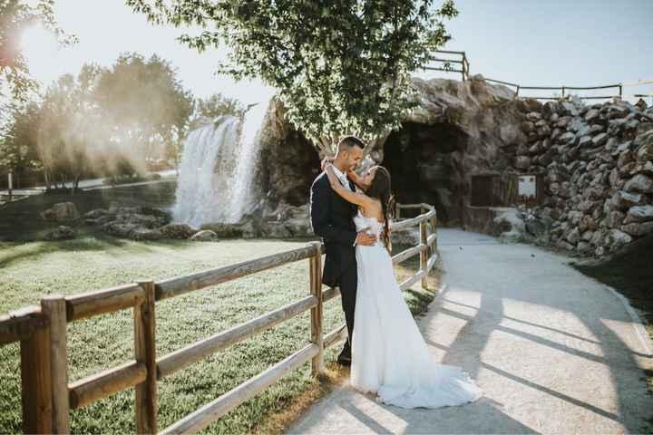 y un año despues..... bodas de papel❤️ - 15