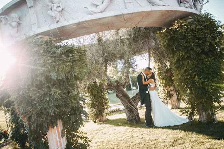 y un año despues..... bodas de papel❤️ - 16