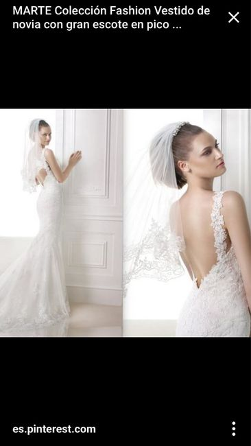 vestido de novia hecho por una modista - antes de la boda - foro