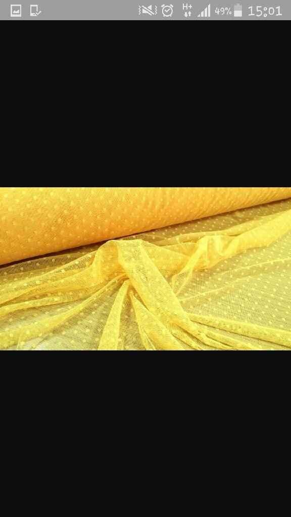 Busco tela para mi vestido - 2