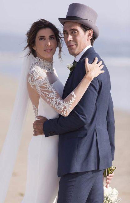 boda paz padilla - bodas famosas - foro bodas