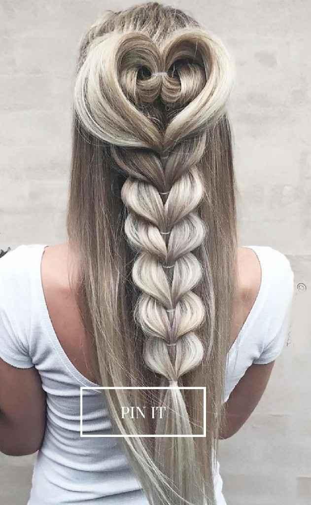 Peinados para el gran día ¿cuál os atrae más? - 1