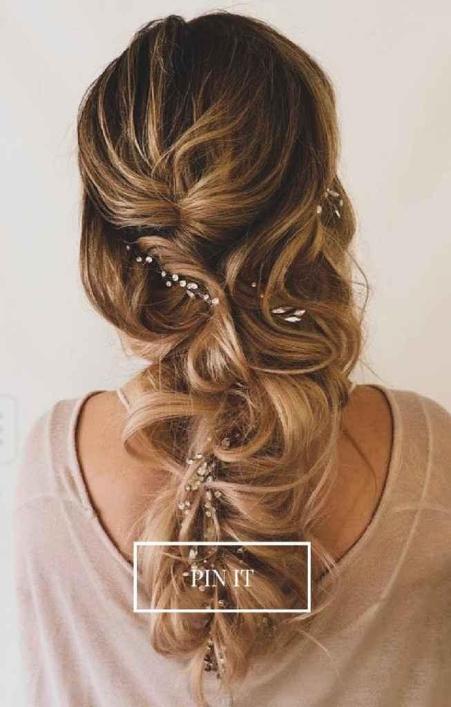 Peinados para el gran día ¿cuál os atrae más? - 2