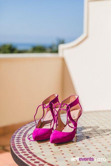 zapatos gloria ortiz en cadiz - cádiz - foro bodas