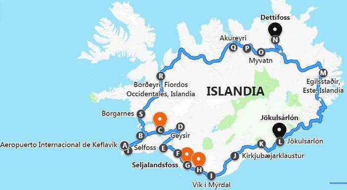 Ruta Islandia! 1