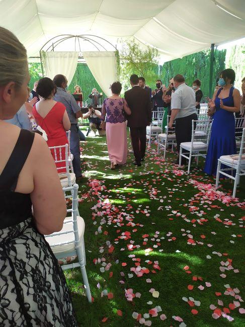 ... y tuvimos la mejor boda del mundo! 1