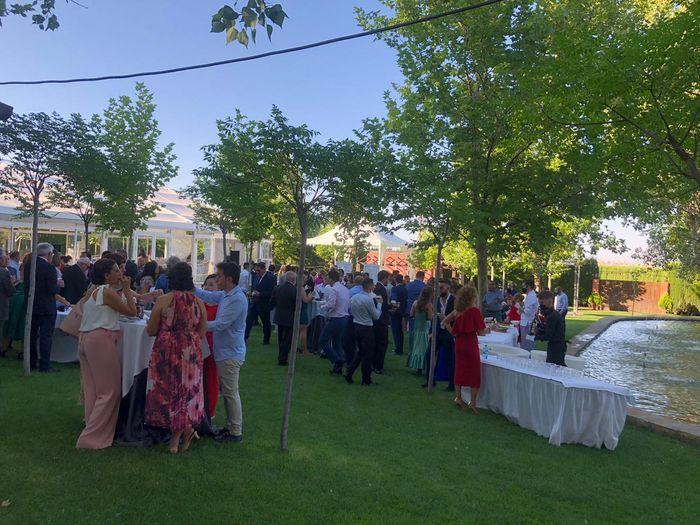 ... y tuvimos la mejor boda del mundo! 6