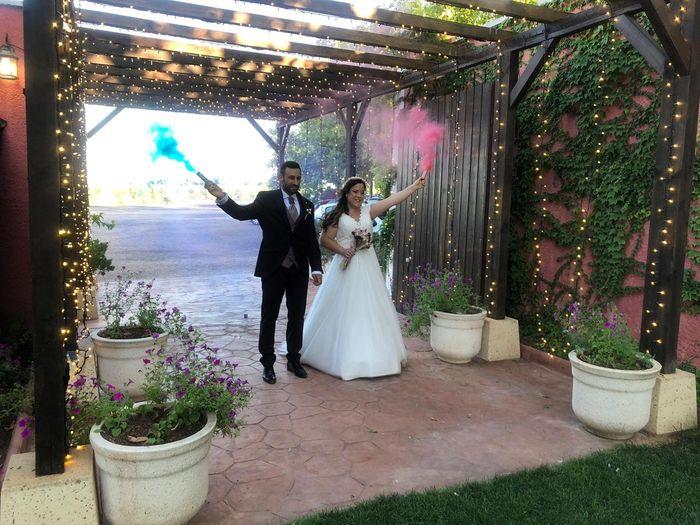 ... y tuvimos la mejor boda del mundo! 8