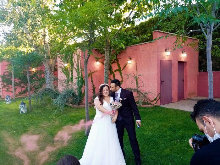 ... y tuvimos la mejor boda del mundo! 9