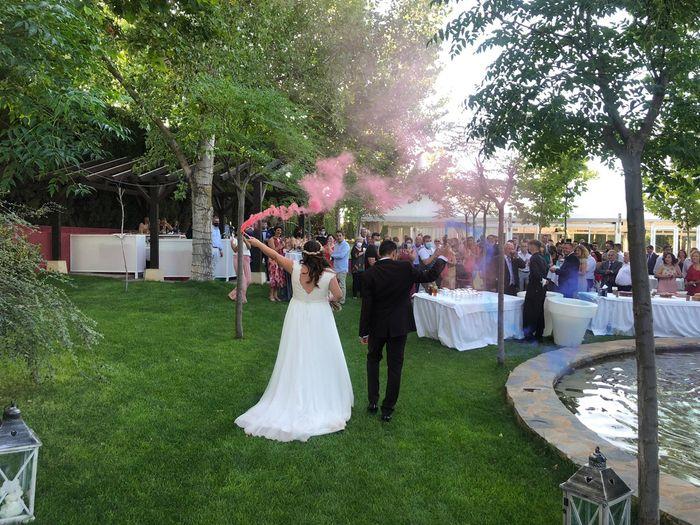 ... y tuvimos la mejor boda del mundo! 10