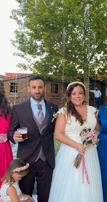 ... y tuvimos la mejor boda del mundo! 13