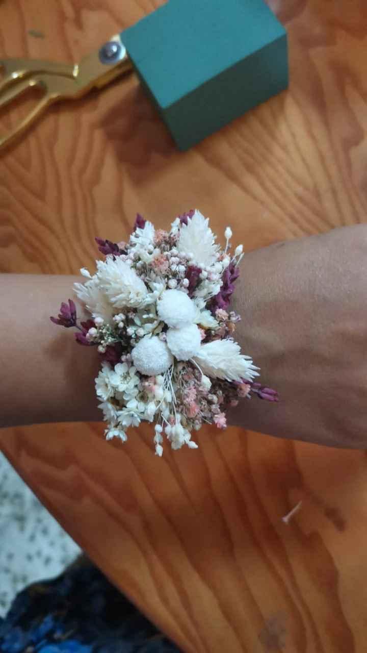 Dudas ramos de novia - 1