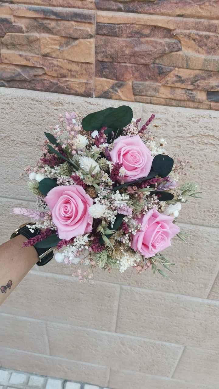 Dudas ramos de novia - 3