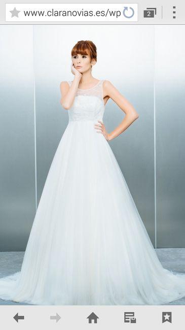 Duda clara novias - Página 8 - Moda nupcial - Foro Bodas.net