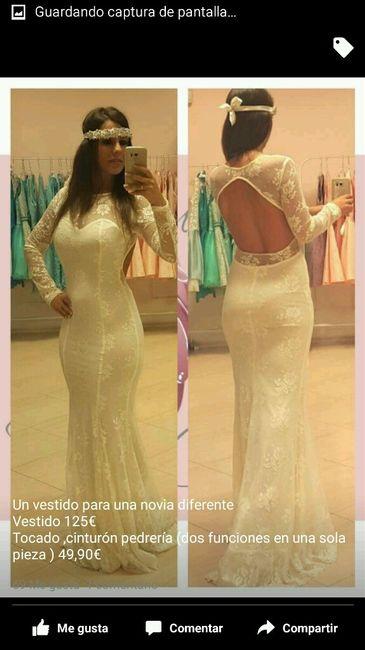 vestidos de novias económicos en tenerife o por internet? - tenerife