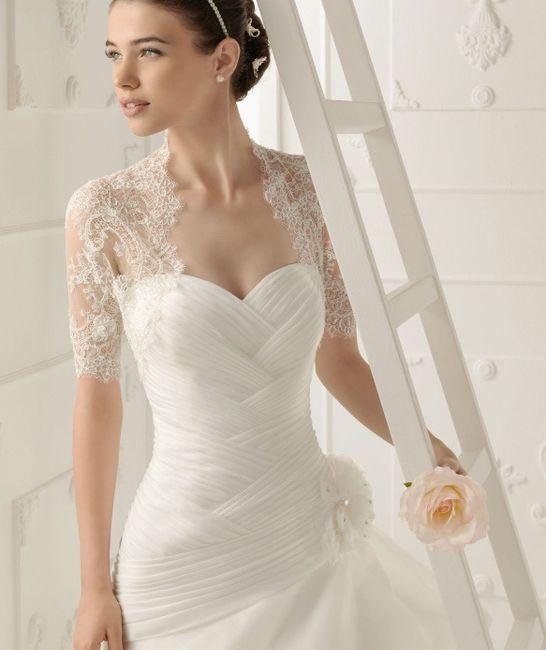 torera, chaqueta.. de encaje - moda nupcial - foro bodas