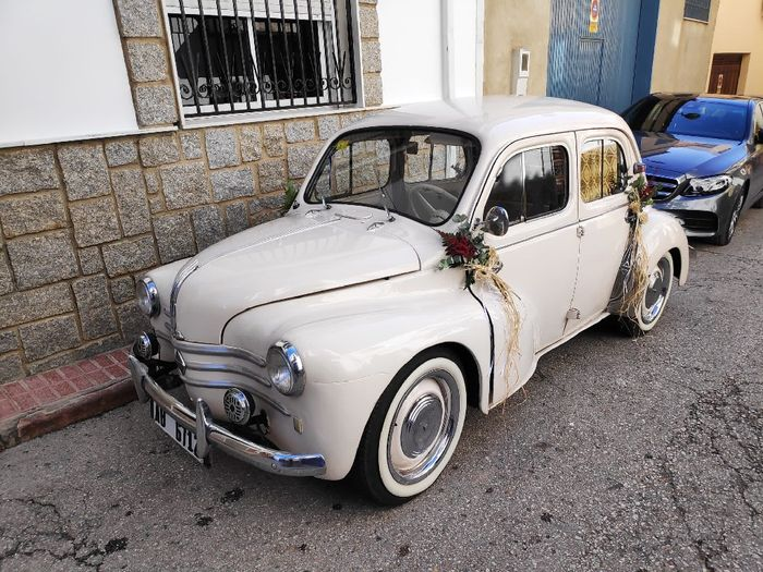 ¡Tips para decorar el coche de bodas y que acapare toda la atención! 5