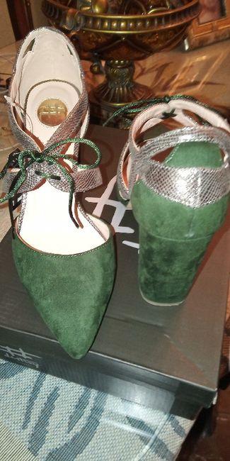 ¡Comparte una foto de tus zapatos! 👠📷 - 1