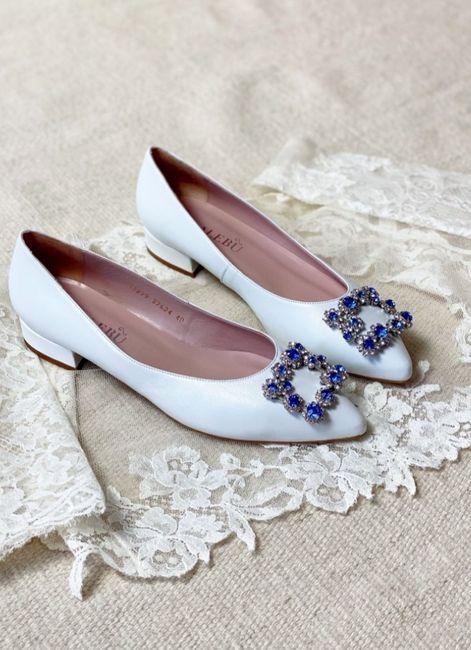 Zapatos planos 2