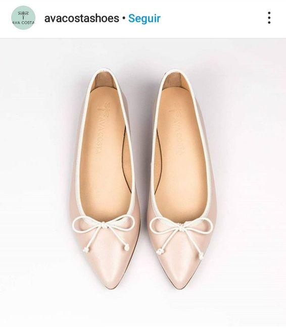 Zapatos planos 4