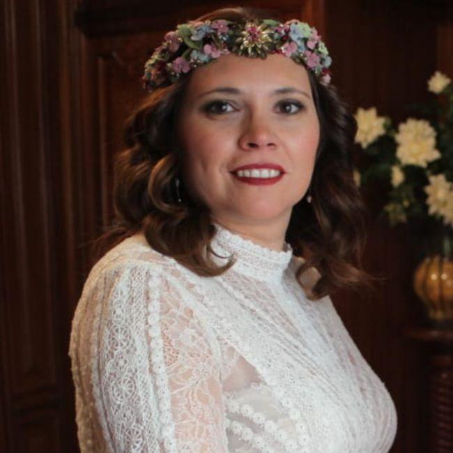 Complementos de novia: el tocado 2