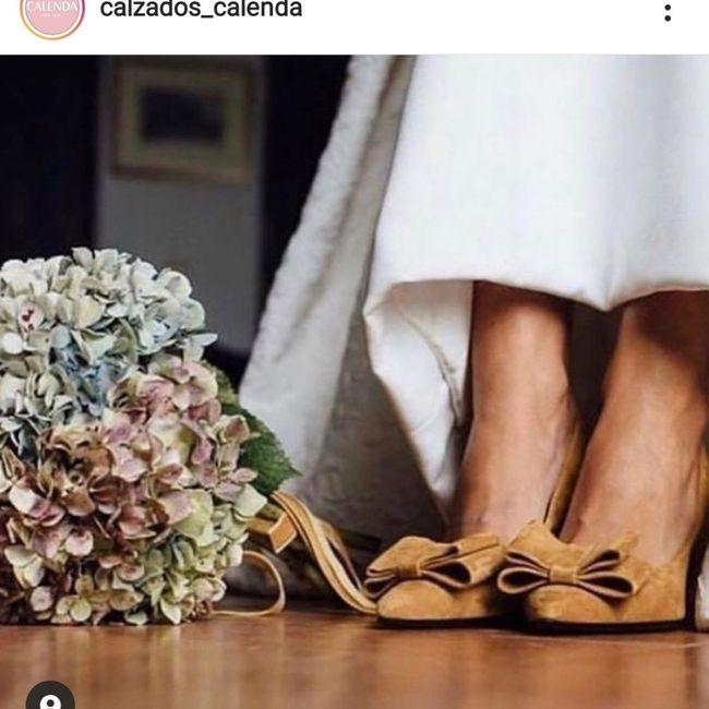 Zapatos Calenda 5