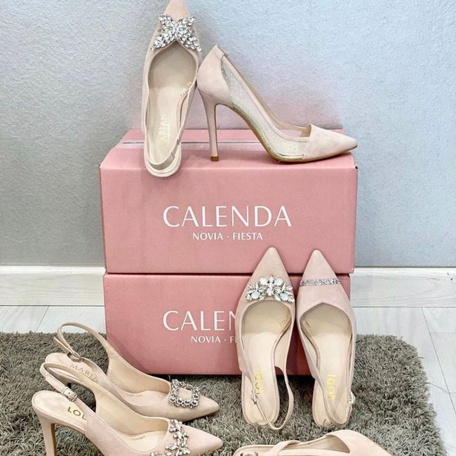 Zapatos Calenda 6