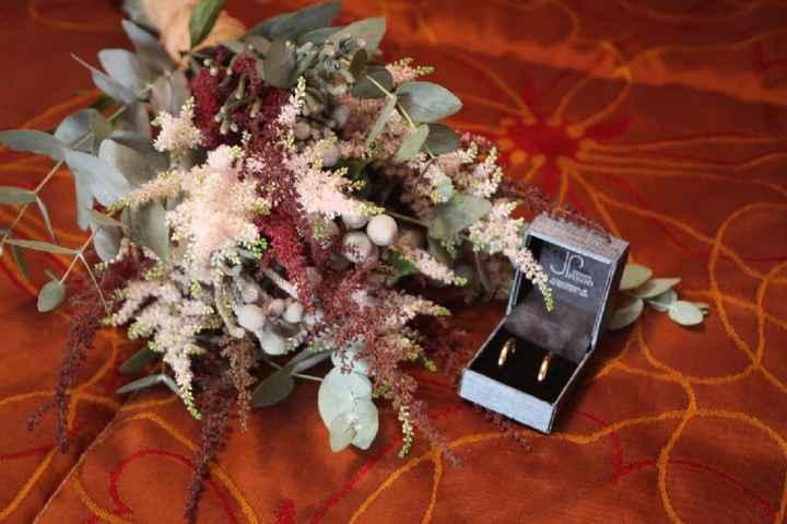 sos ramo de novia - 1