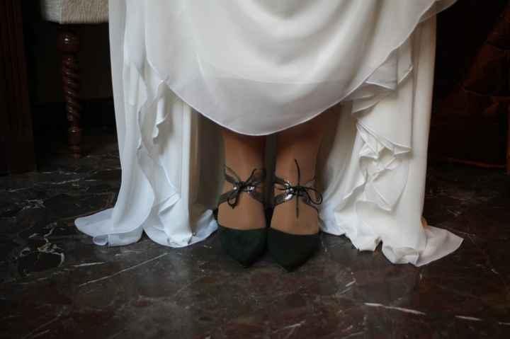 Zapatos de color para la novia?? - 1