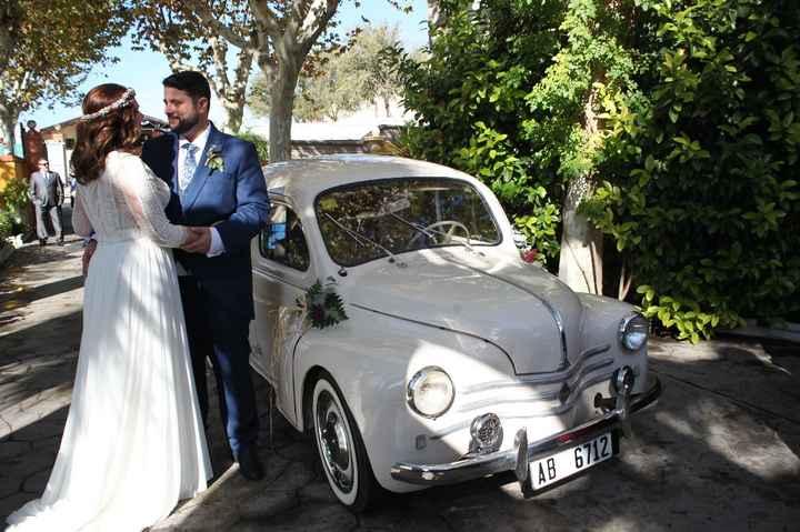 El coche de boda: ¿Clásico o moderno? - 1