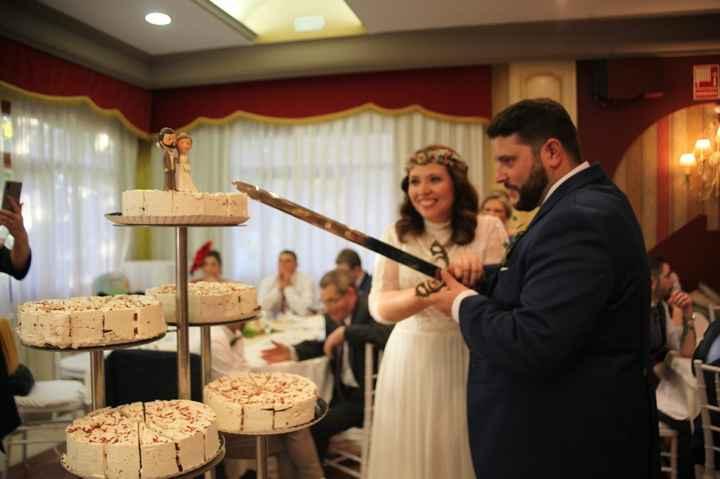 Como es tu tarta de bodas? - 1