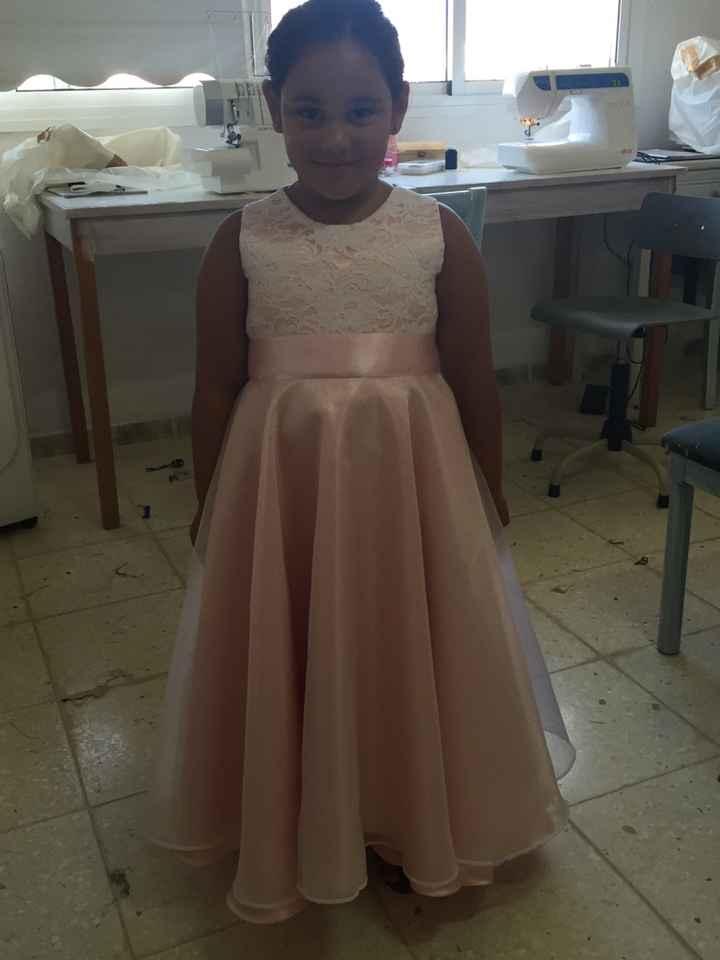 El vestido de mi niña!!!! - 1