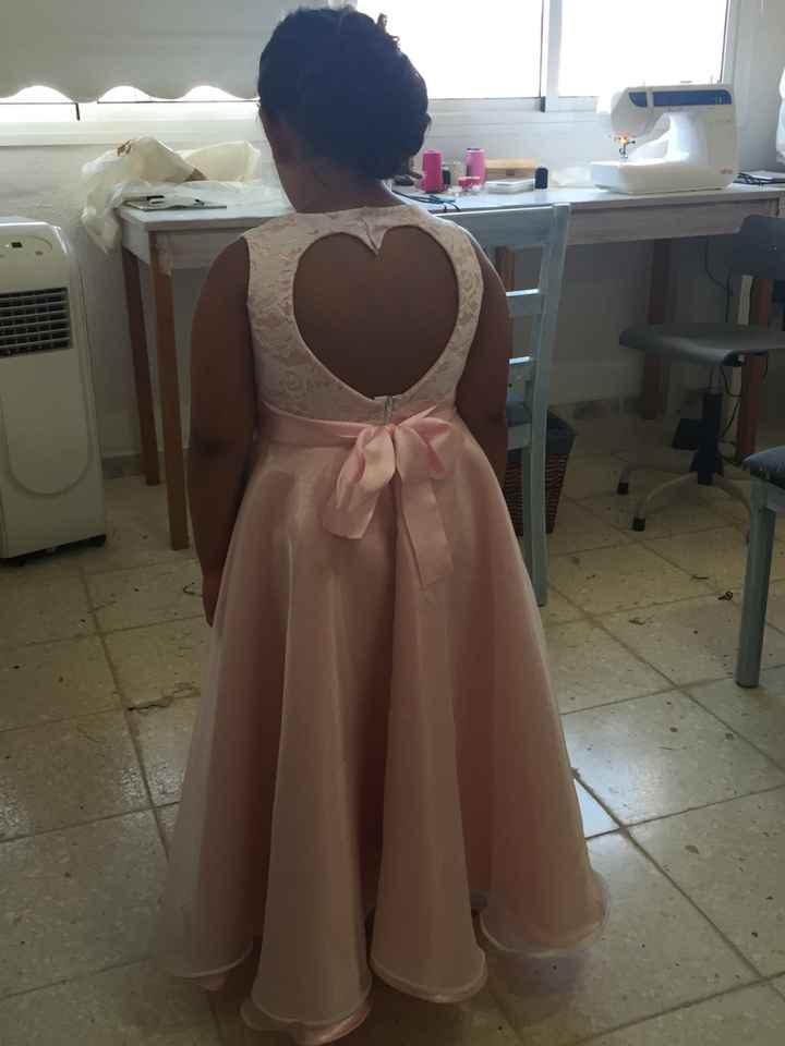 El vestido de mi niña!!!! - 2