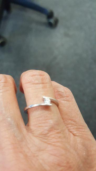 Pongamos foto de nuestros anillos de compromiso 7